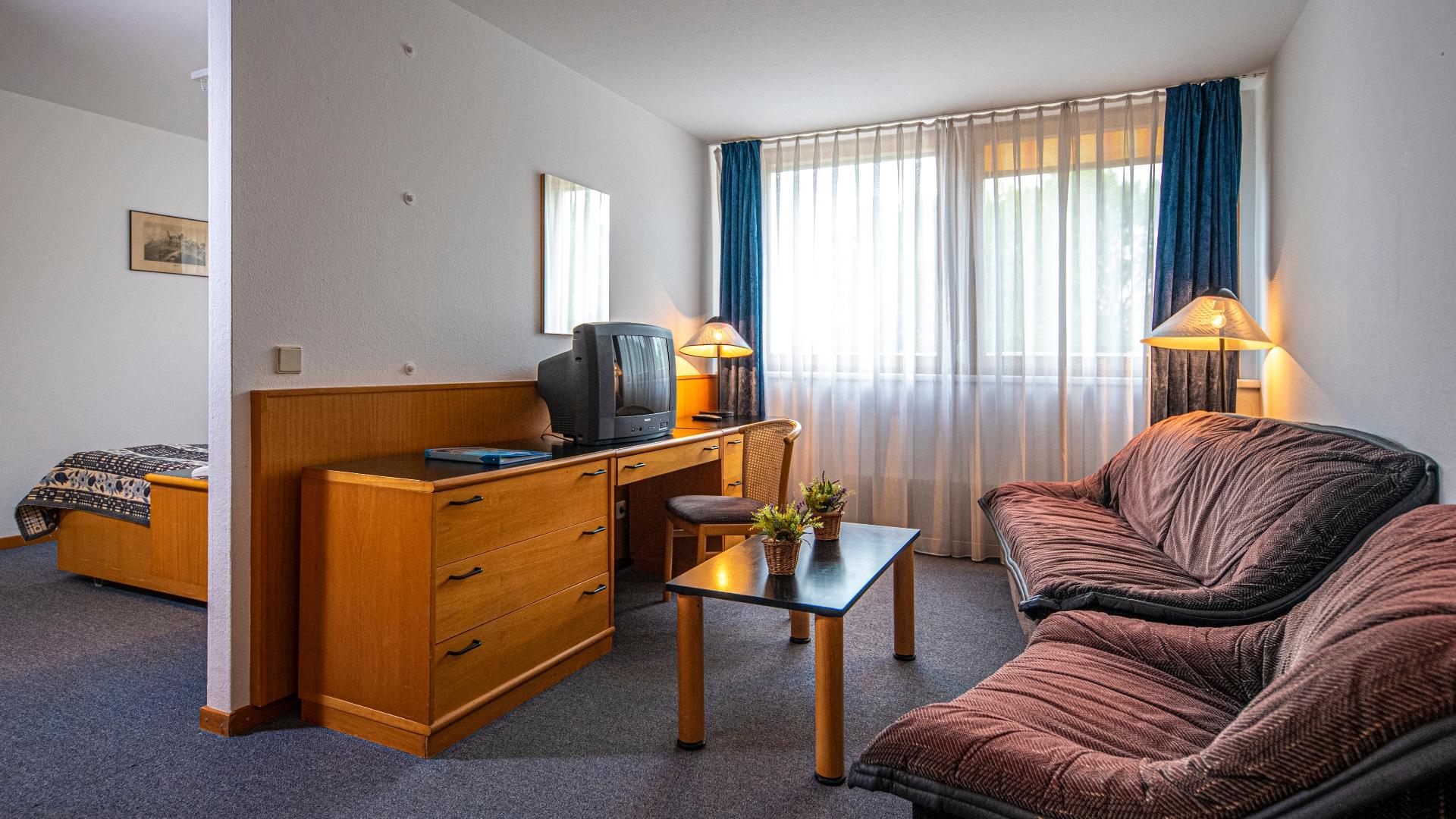 Akadálymentes lakosztály - Hotel Club Tihany