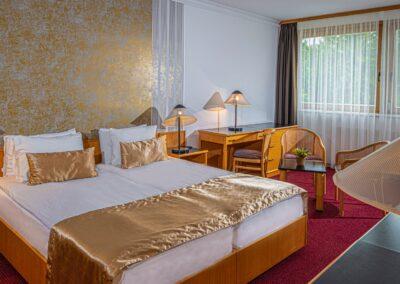 Hotel Club Tihany Balaton lakosztály