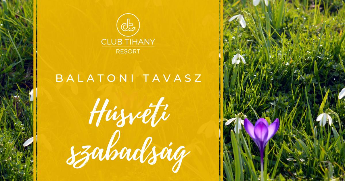 Balatoni Szállásajánlatok - Club Tihany