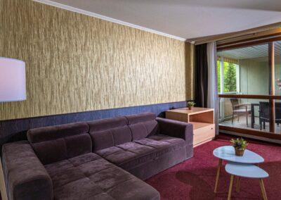 Hotel Club Tihany Park lakosztály
