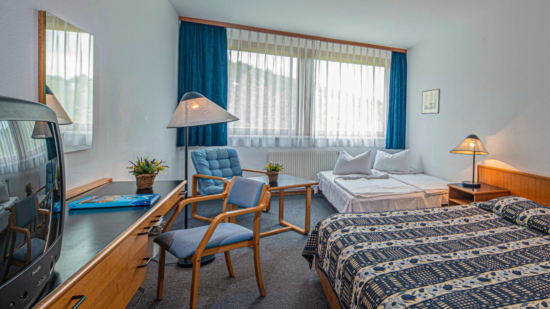 Hotel Club Tihany Standard szoba