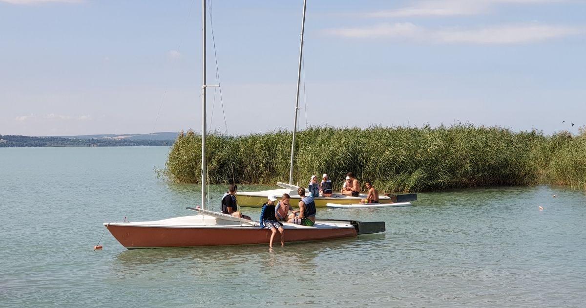 Aktív pihenés a Balatonon - Club Tihany Resort